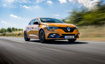 Hot Megane RS 280 sees Renault fly