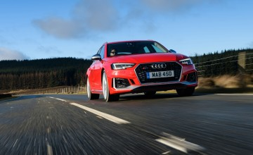 Audi unleashes incredible new RS 4 Avant