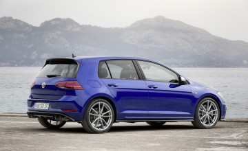 Added oomph for VW Golf R