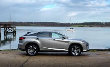 Lexus in lap of luxury