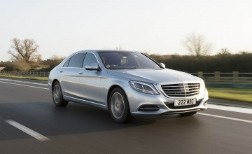 New engines boost flagship Mercedes