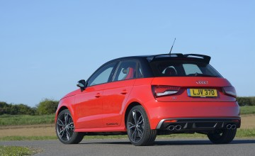Hot hatch makes Audi S club seven