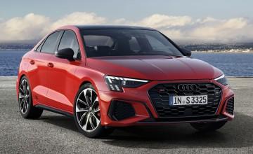 Audi reveals new S3 models