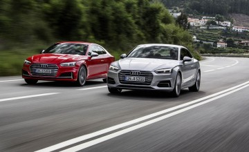 Audi S5 and A5 2016 - First Drive