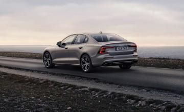 New S60 takes Volvo Stateside