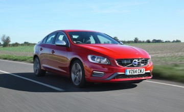 Volvo S60 a sight for sore eyes