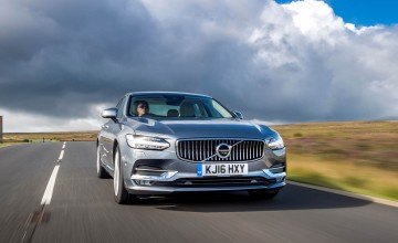 S90 takes Volvo back to large saloon market