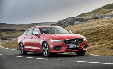 New engines for Volvo S90 and V90