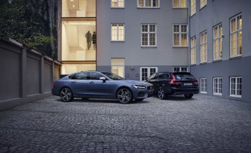 R-Design for new Volvo V90 and S90