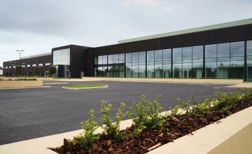 Aston Martin completes phase one in Wales