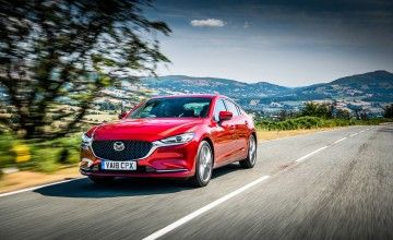 Mazda flagship range now has premium feel