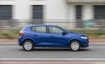 LPG option for new Dacia Sandero