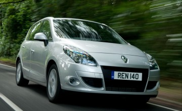 Renault Scenic - Used Car Review