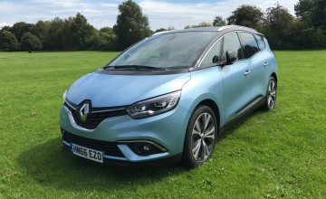 Renault Grand Scenic TCe 140 Iconic