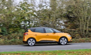 Bigger Renault Scenic out to impress
