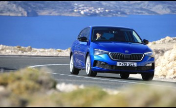 Skoda Scala a great family car