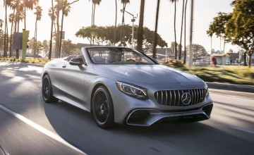 Ultimate cabriolet from Mercedes