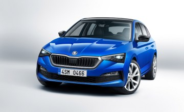 Scala shows new face of Skoda