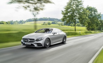Upgrades for more Mercedes S-Class cars