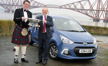 City slicker is tops for Scots