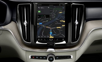 Volvo hits on Google for infotainment