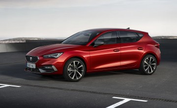 SEAT's latest Leon revealed