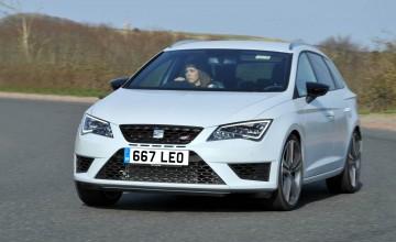 SEAT Leon ST Cupra 2.0 TSI