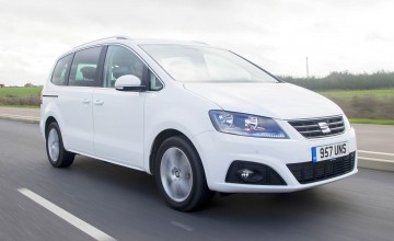 Flower power for SEAT Alhambra