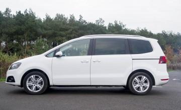 SEAT Alhambra SE 2.0 TDI Ecomotive