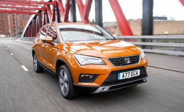 SEAT Ateca SE Technology 1.6 TDI Ecomotive