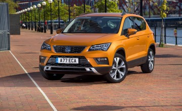 SEAT Ateca 1.6 Ecomotive First Edition