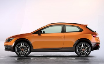 SEAT's hot crossover