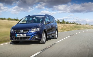 SEAT Alhambra XCELLENCE 2.0 TDI 177ps 6-speed DSG