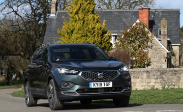 SEAT's excellent family SUV