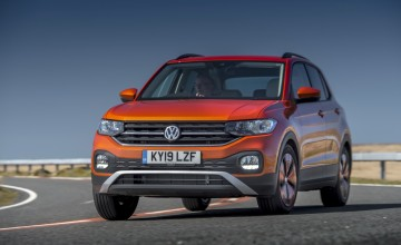 VW T-Cross hits the spot