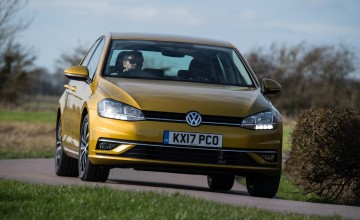 VW tees up another Golf master