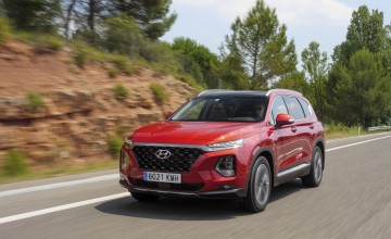 Hyundai Santa Fe matures to rival Germans