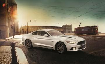 Ford Mustang sales stampede