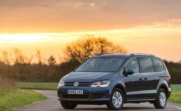 VW Sharan a new meaning to life