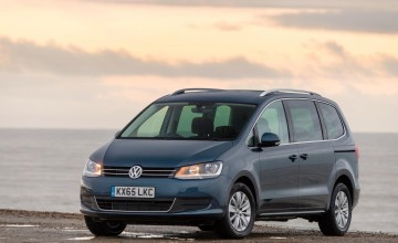 VW's easy driving big seven seater
