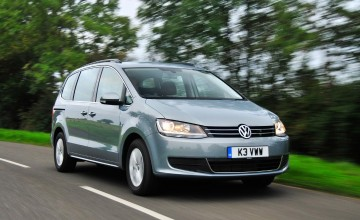 Latest VW Sharan is the business