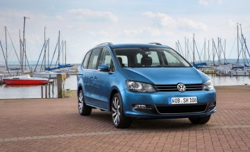 Volkswagen Sharan 2015 - First Drive