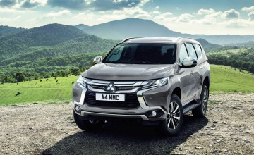 New Shogun Sport from Mitsubishi