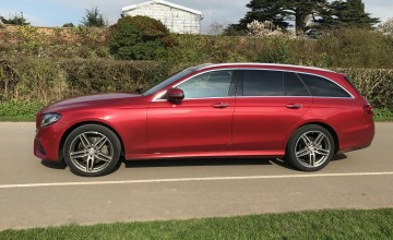 Mercedes-Benz E 350d AMG Line Estate