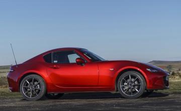 Mazda MX-5 RF simply stunning