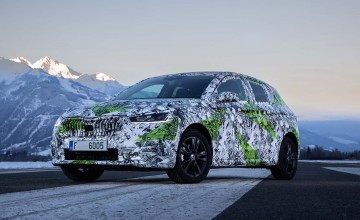All-new Skoda Fabia breaks cover