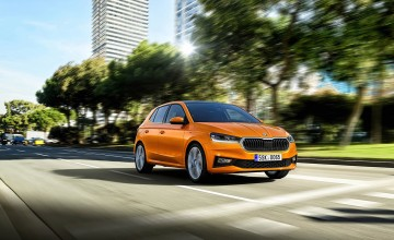Growth spurt for Skoda Fabia