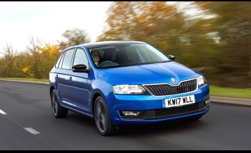 Skoda Rapid Spaceback SE Sport