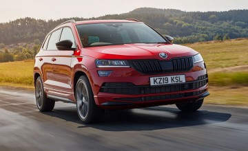 New engines for Skoda's top SUVs