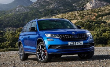 Orders open for Kodiaq vRS